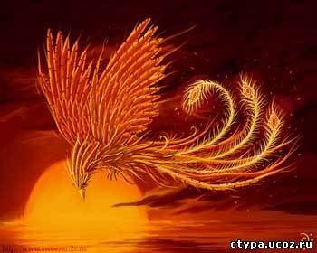Образ Жар-птицы был одним из любимых в народе.  И в русских народных сказках Жар-птицей называли...шаровую молнию.